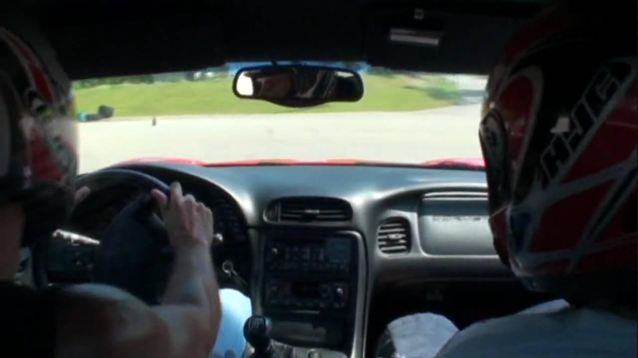 C5 Corvette Z06 Autocross