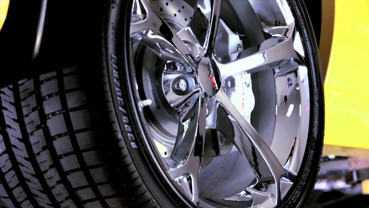 C6 Corvette Grand Sport review with Ron Fellows