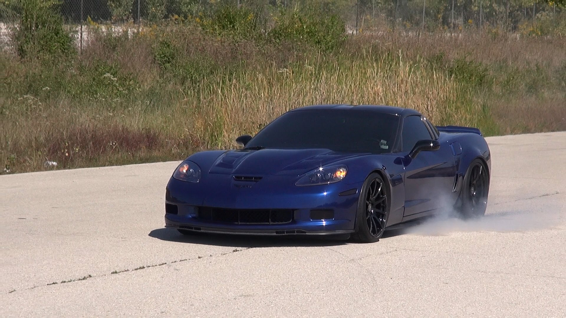 C6 Corvette Z06 on Steroids - VetteTube - Corvette Videos