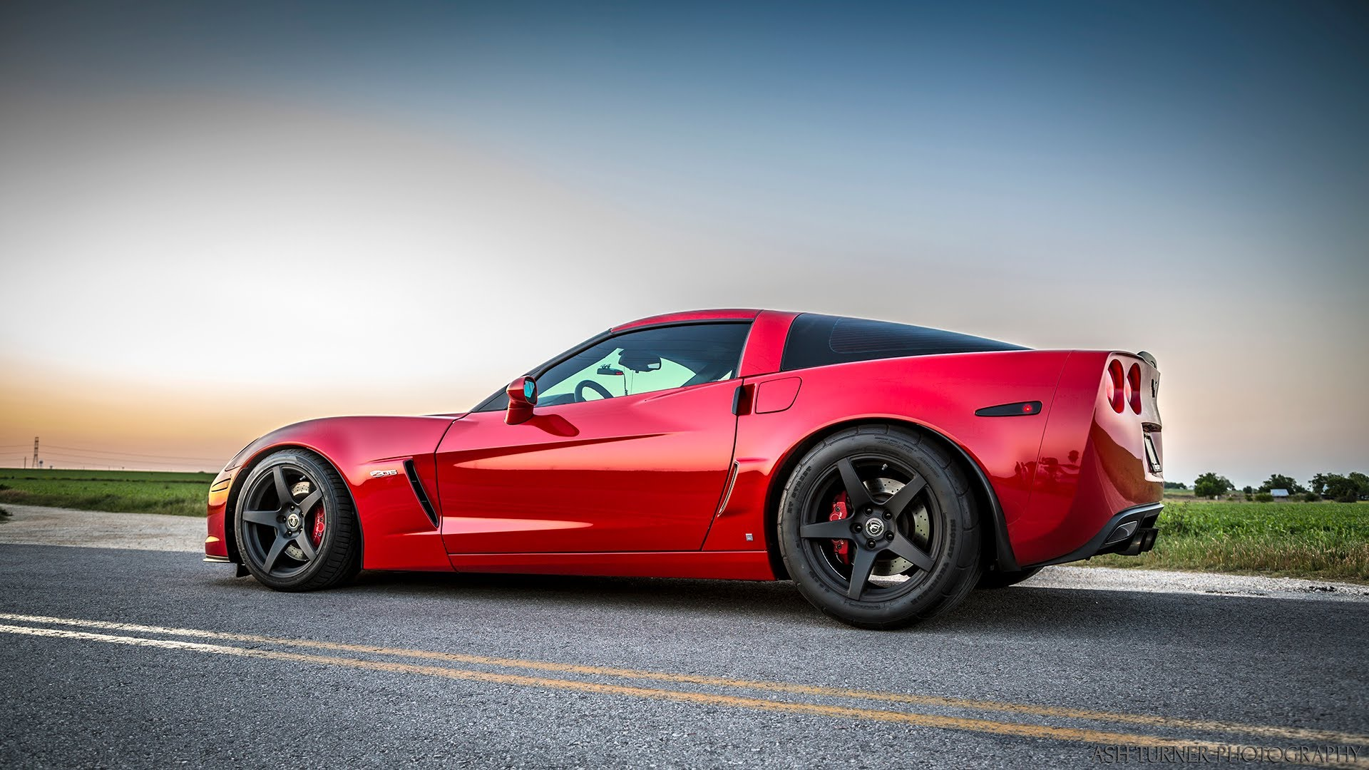 C6 Corvette Z06 Supercharged Stage 5r Dallas Performance