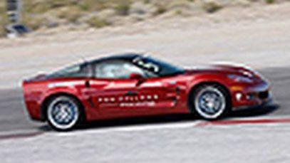C6 Corvette ZR1 Track Attack with Ron Fellows