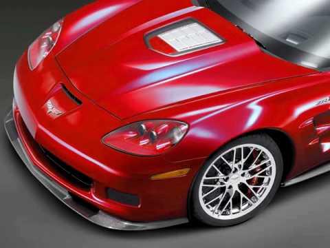 C6 ZR1 Corvette Prototype Racing on Track – EXCLUSIVE
