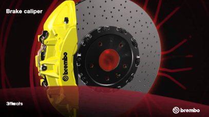 C7 Chevrolet Corvette Z06's Brembo Carbon Ceramic Brakes Explained