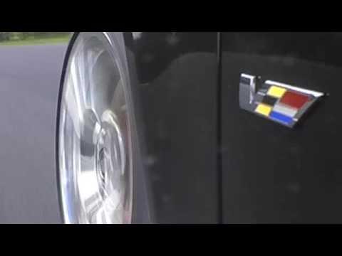 Cadillac CTS-V Better than Corvette ZR1?