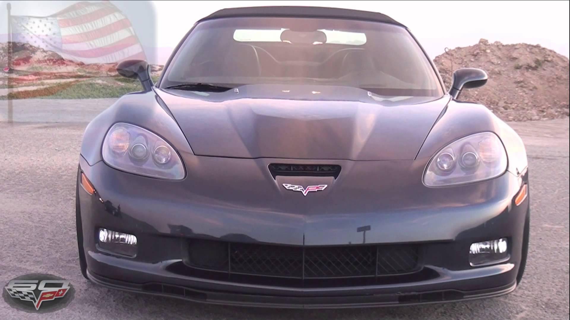 [Chevrolet Corvette C6] 427 LS7