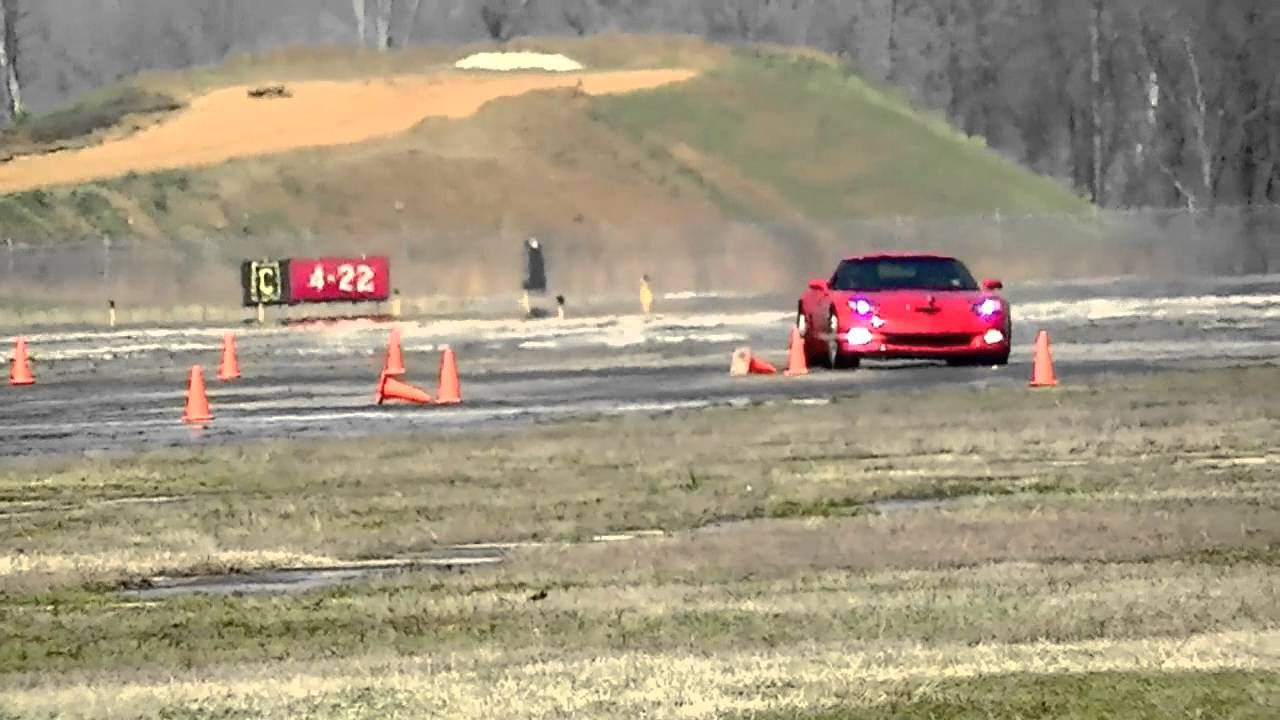 Chevrolet Corvette C6 Z06 Autocross