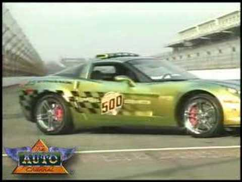 Chevrolet Unveils Two Unique 2008 Corvette Indy 500 Pace Cars
