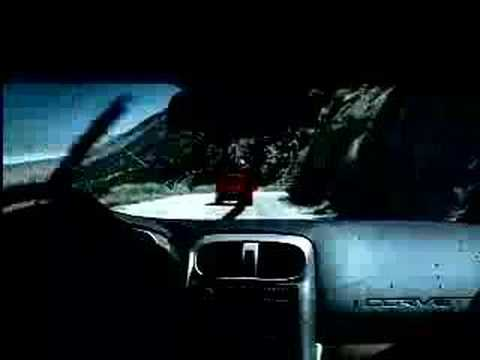 "Chevy Cobalt spot ""Get Away With More"" featuring the 2005 Corvette"