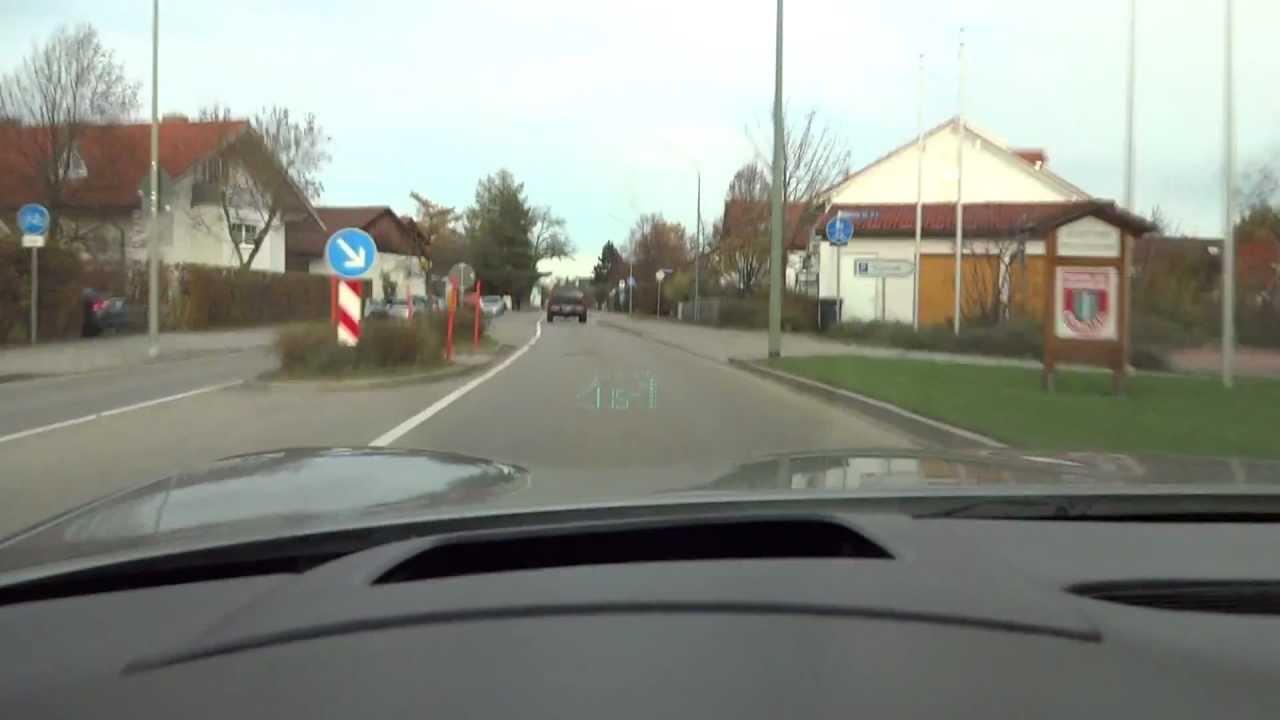 Corvette C5 (Landstraße Sauerlach – Brunnthal)