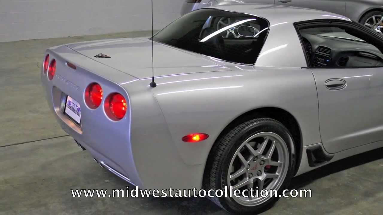 Corvette C5 Z06–Test Drive Video Review with Chris Moran
