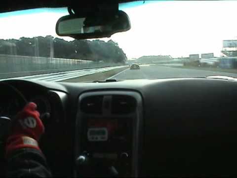 Corvette C6 Z06 In-car – InterClub @ Tsukuba Circuit, JP