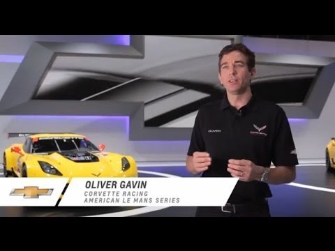 Corvette C7.R and Z06 debuted in Europe at Geneva Autoshow 2014