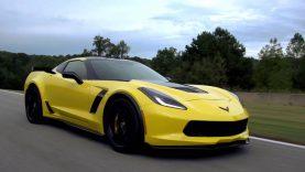 Corvette C7R Technology Transfer: Street & Track Together – 2015 Z06