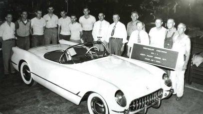 CORVETTE NATION – A Brief History of Corvette