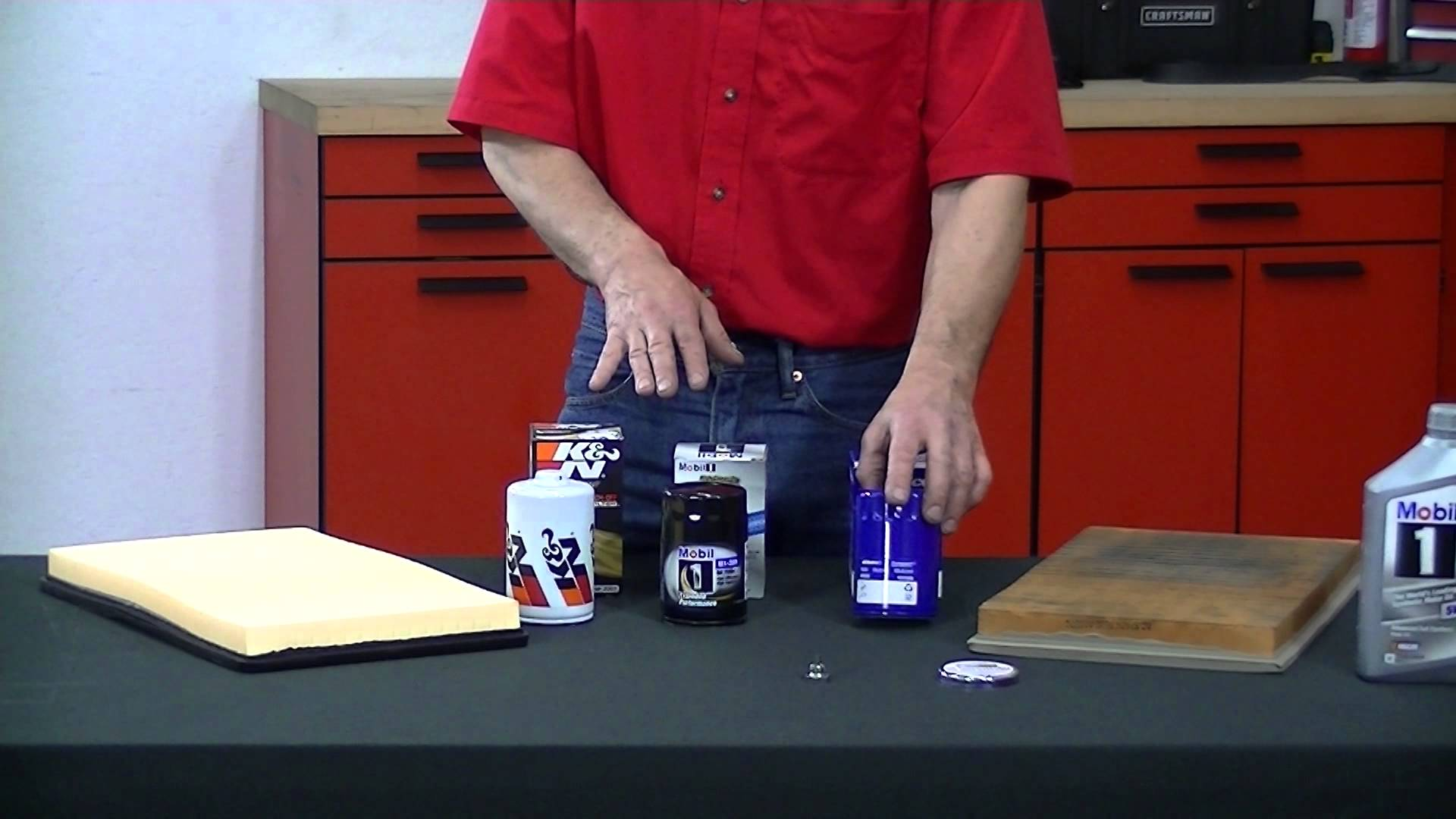 Corvette Oil and Air Filter Maintenance by Paul Koerner