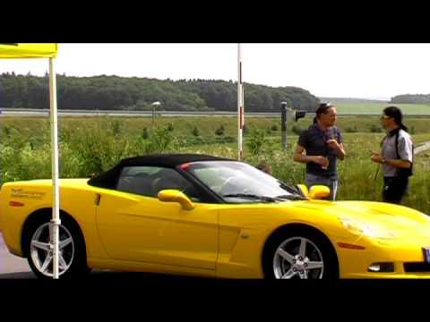 Corvette Performance Training on Boxberg