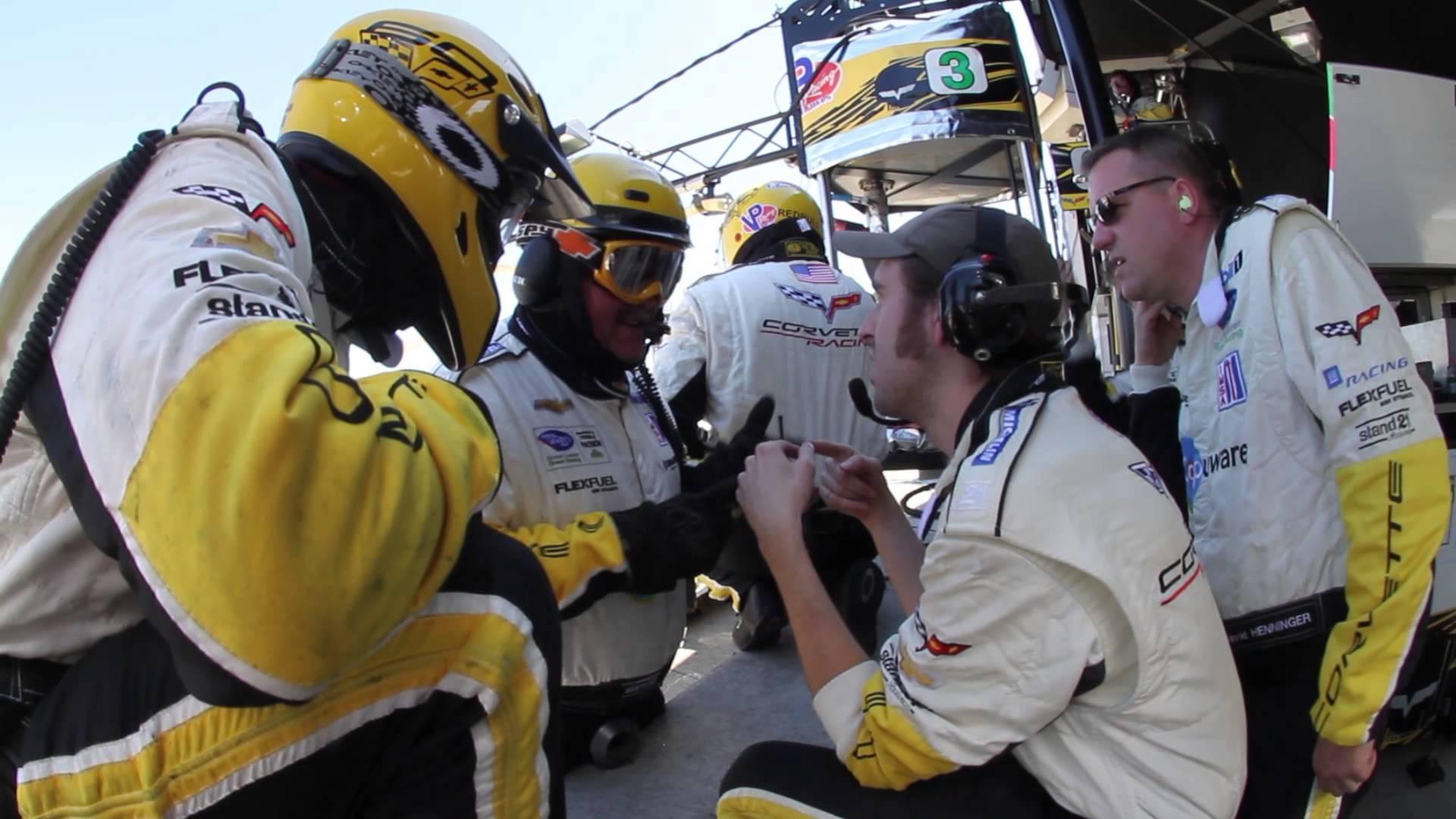 Corvette Racing – 2013 12 Hours of Sebring