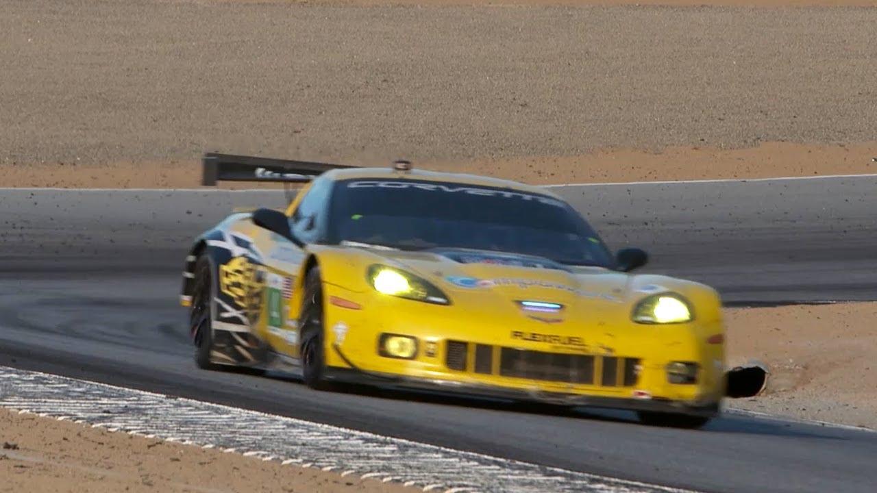 Corvette Racing Doug Fehan Interview – /SHAKEDOWN – TrackDown [1 of 2]