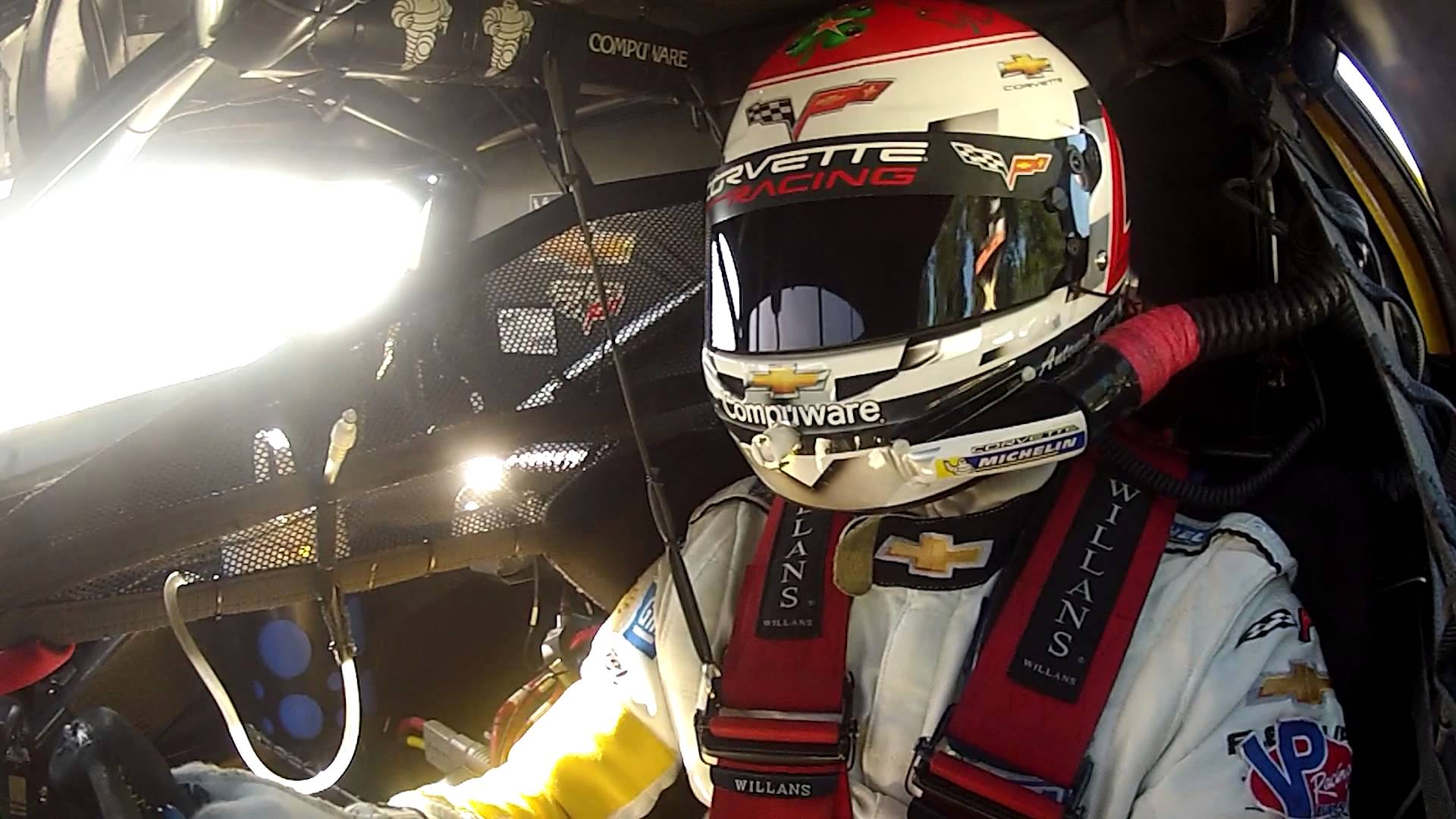 Corvette Racing – Flat Out – 2012 24 Hours of Le Mans (Episode 5 of 5)