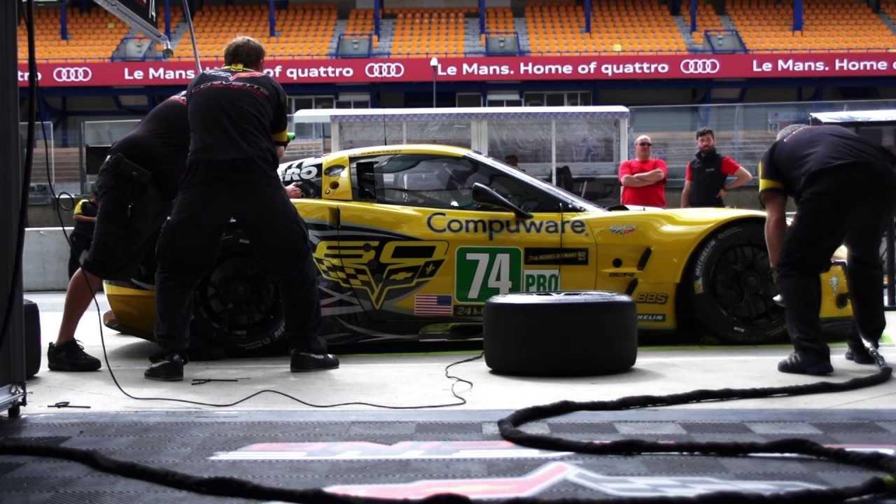 Corvette Racing – We're Ready | Chevrolet