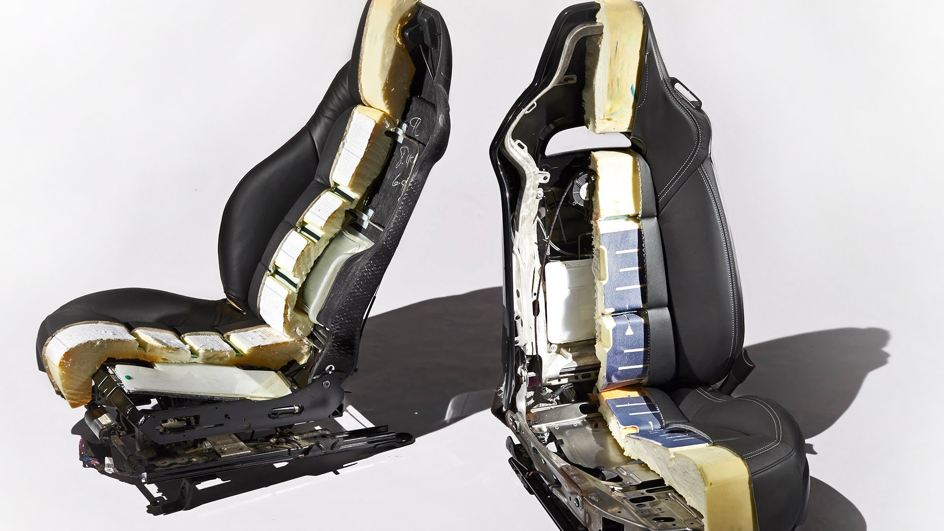 Corvette Seats Dissected: C6 vs. C7