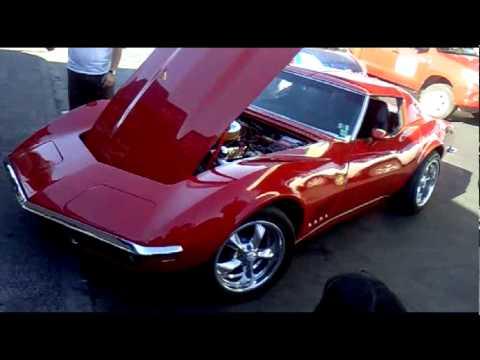 Corvette StingRay 1969 383 Stroker