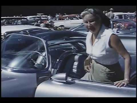 Corvette XP 700 1959