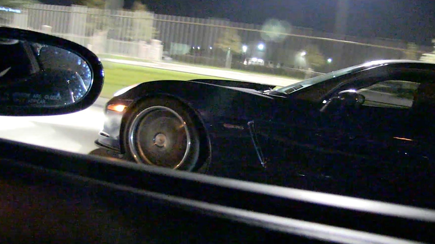 Corvette Z06  vs Corvette Z06 – Roll Racing