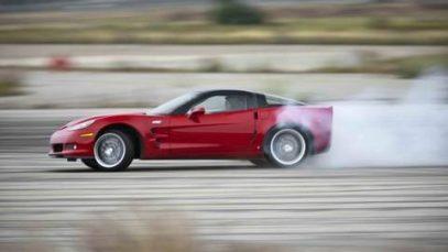Corvette ZR1 Laps Laguna Seca! – 2009 Best Driver's Car Competition
