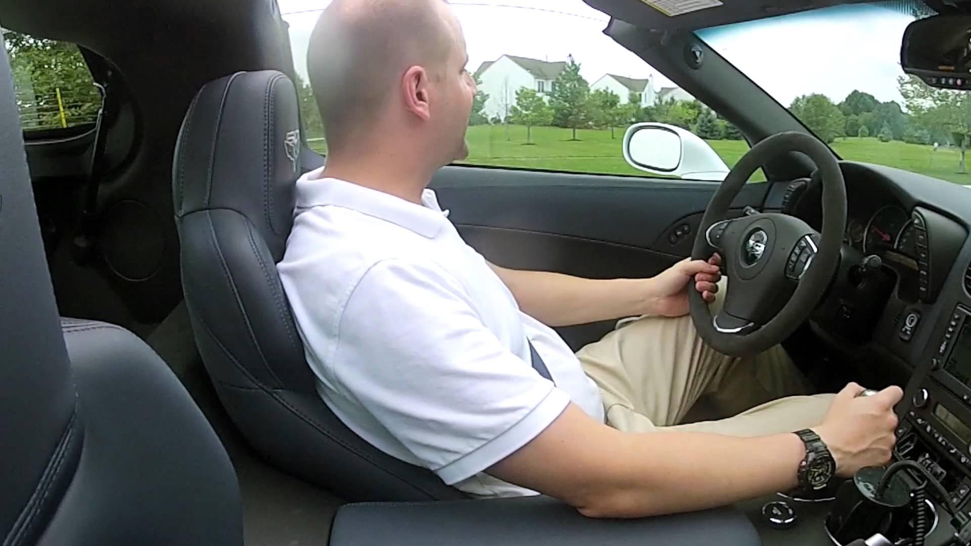 Driving Review – 2012 Chevrolet Corvette Grand Sport – Test Drive