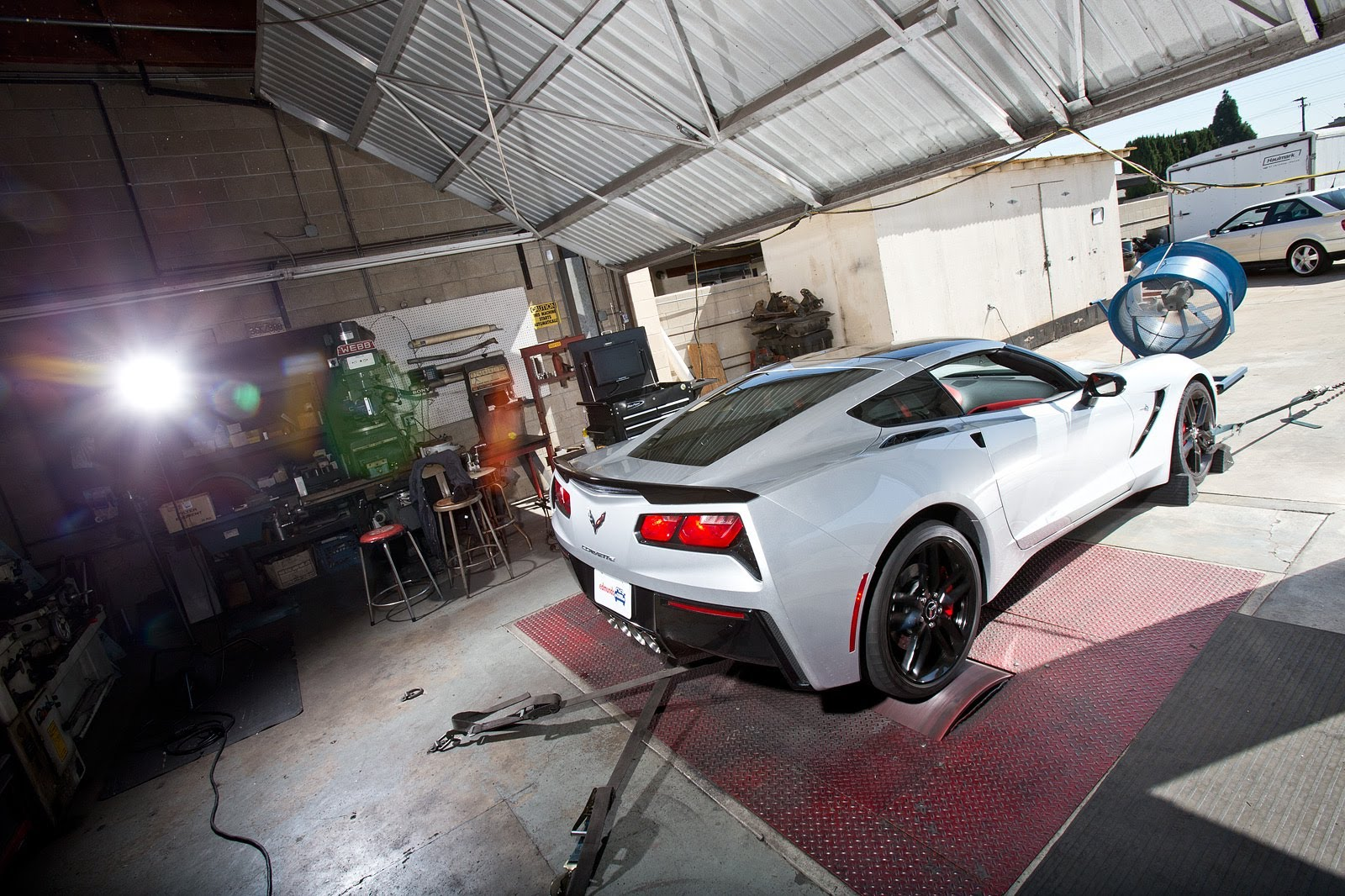 Dyno: 2014 Chevrolet Corvette Stingray