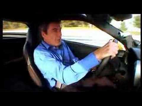 Fifth Gear Chevrolet Corvette C6 Z06