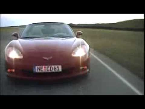 Fifth Gear – Corvette C6 vs Viper SRT10