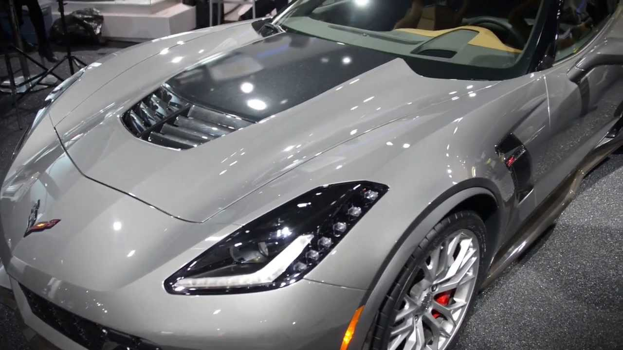 First Look: 2015 Chevrolet Corvette Z06
