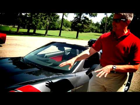 First Test: 2010 Chevrolet Corvette Grand Sport Video