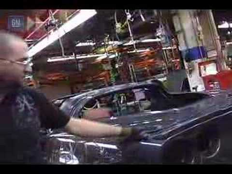 Follow a Corvette ZR1 Being Built at the Bowling Green Assembly Plant