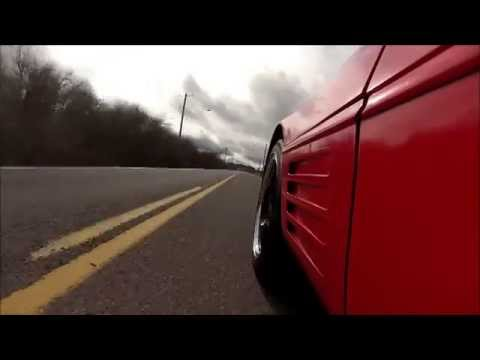 GoPro Test Video – 1994 Corvette