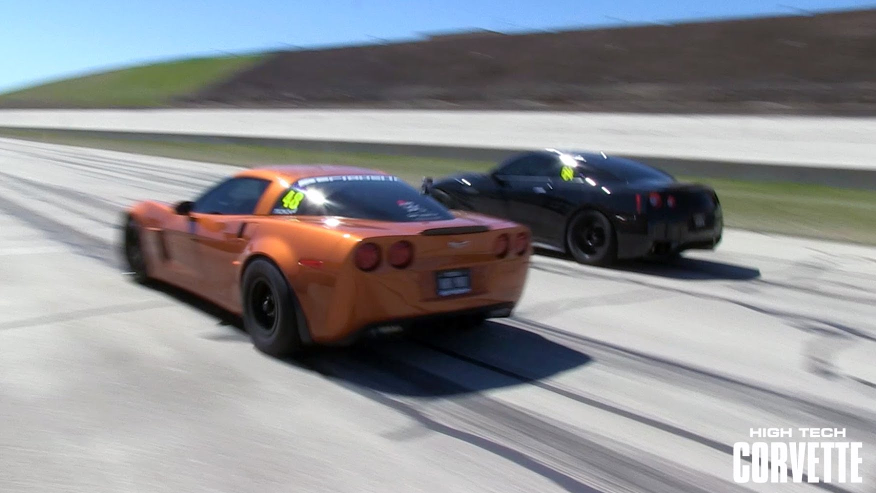 Hater Maker – 1500hp C6 Corvette Z06