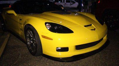 H/C/I & pullied C6 Corvette ZR1 vs 2.8KB Mustang Cobra