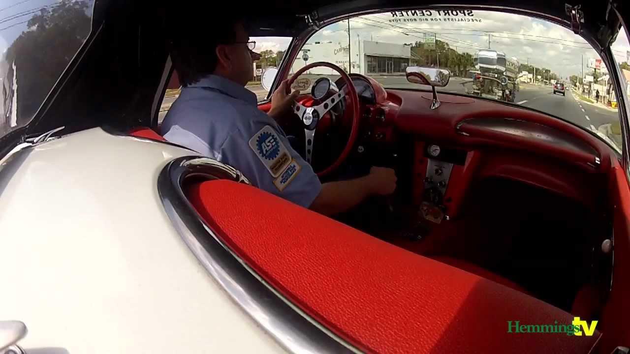 Hemmings TV – 1958 Corvette