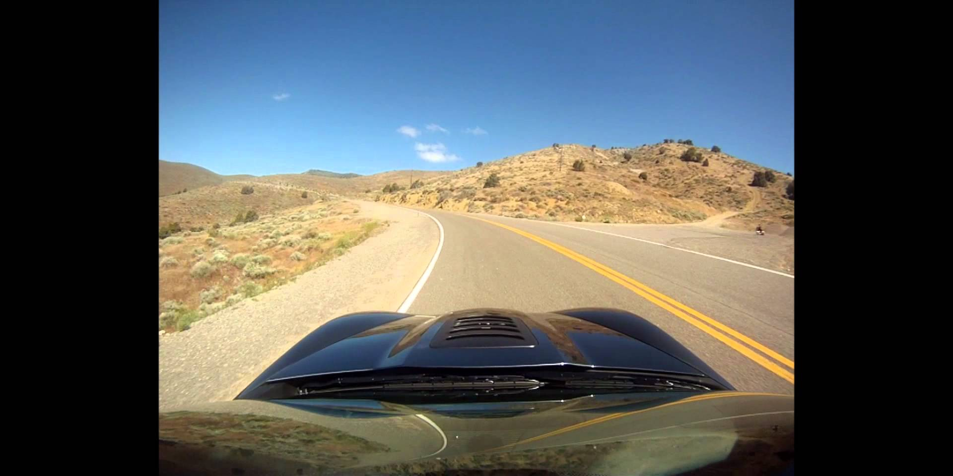Hop On Board LG Motorsports' Corvette ZR1 for the The Spectre 341 Hillclimb