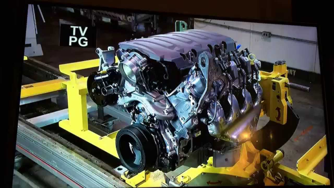 How It's Made: C7 Corvette Stingray (clip 2 of 4)