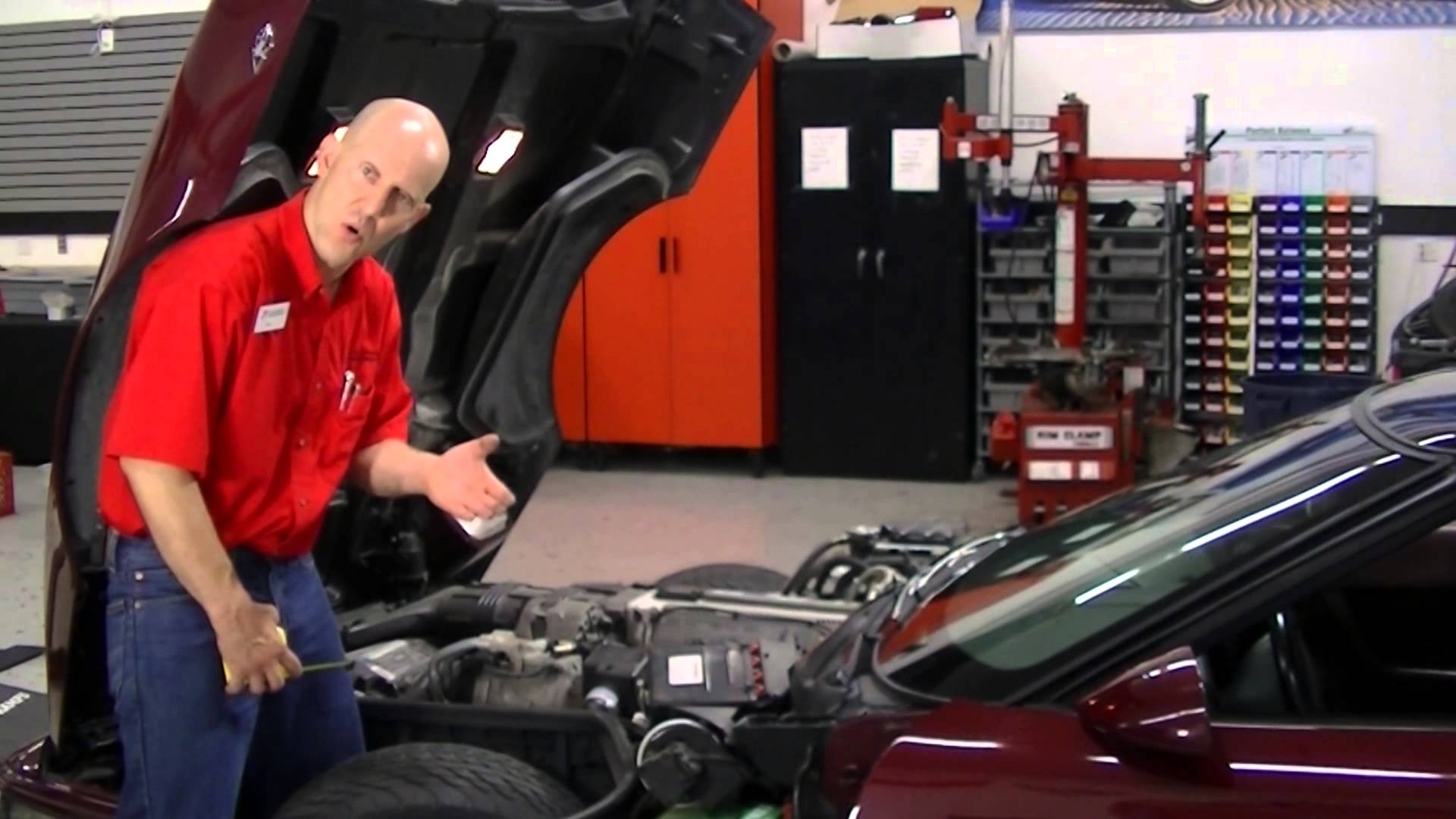 How to Inspect Your Corvette When You Take It Out of Storage – By Paul Koerner