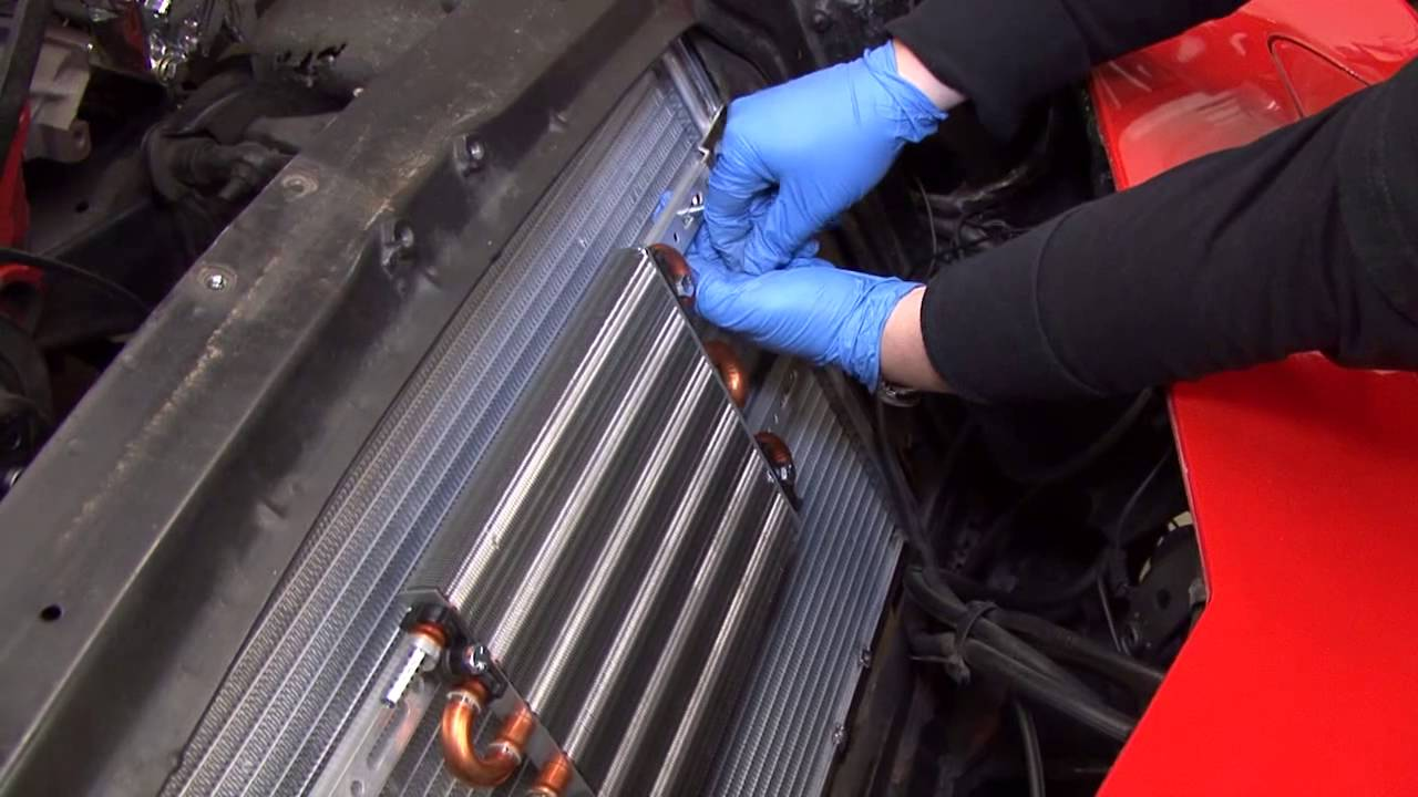 How to Install a Flex-a-lite Aluminum Radiator and Electric Fan in a 1968 – 1982 Corvette