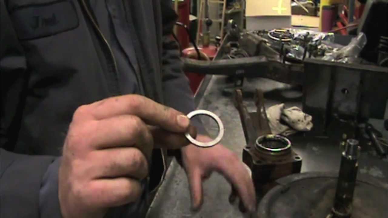 How to rebuild a 1963 Corvette rear wheel bearing – part 1