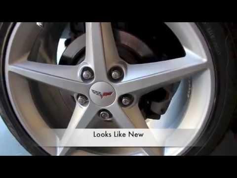 How To Repair Wheel or Rim Repair/Refurbish – C6 Corvette