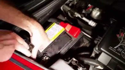 How To Replace A Battery On A C6 Corvette ( 2005 – 2013 )