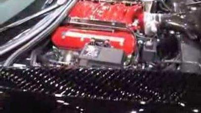 Jay Leno E85 Corvette Z06 SEMA Autoblog