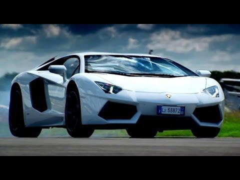 Lamborghini Aventador – Top Gear – BBC