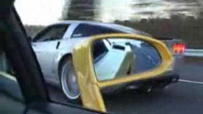 Lamborghini Gallardo vs C6 Corvette Z06